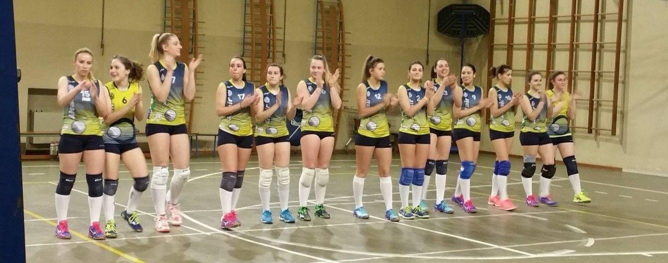 Італійські волейболістки зняли з себе труси після перемоги в чемпіонаті