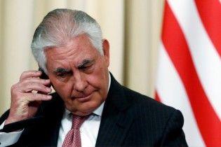 У США досі прагнуть знайти мирне вирішення ситуації із КНДР