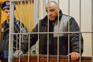 """Суд заарештував без права застави ватажка """"тітушок"""" Крисіна"""
