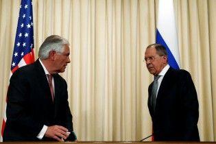 Лавров і Тіллерсон поговорили телефоном про ситуацію в Україні