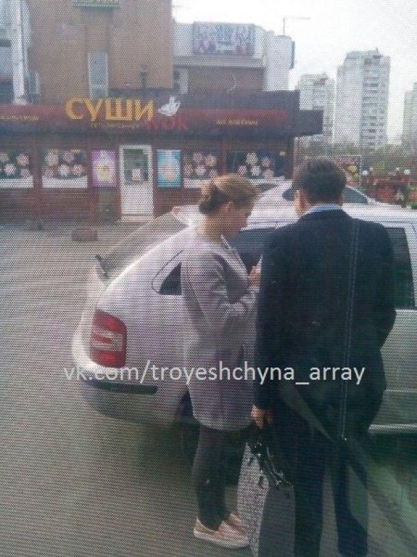 Автомобиль нардепа Надежды Савченко сбил человека – соцсети