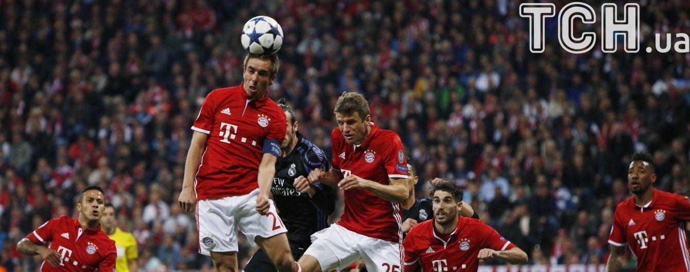 "Капитан ""Баварии"" установил рекорд в Лиге чемпионов"