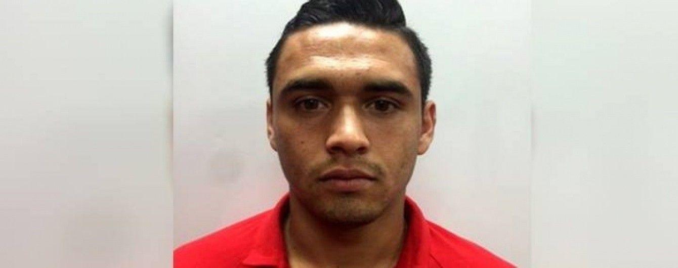 Мексиканский футболист пытался перевезти в США 21 килограмм наркотиков