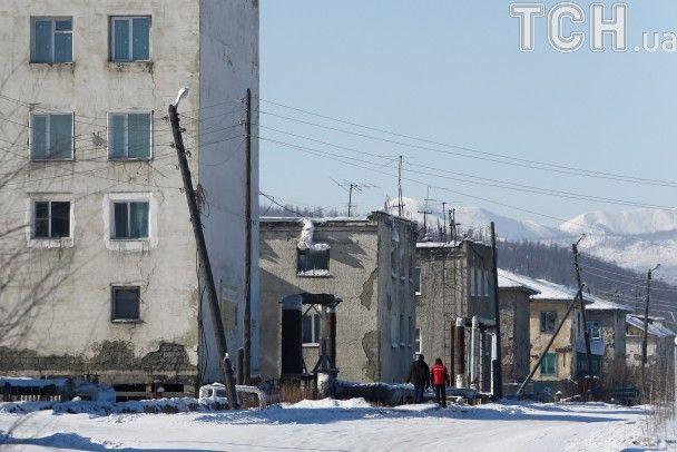 Радянські написи та однакові будинки. Reuters показало життя мешканців Якутії