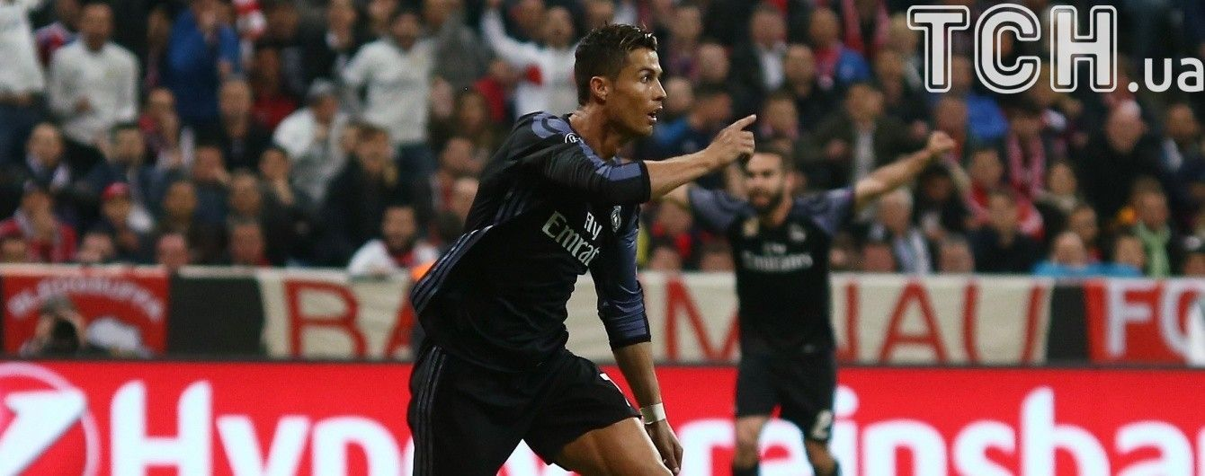 УЕФА собрал все 100 еврокубковых голов Роналду в одном видео