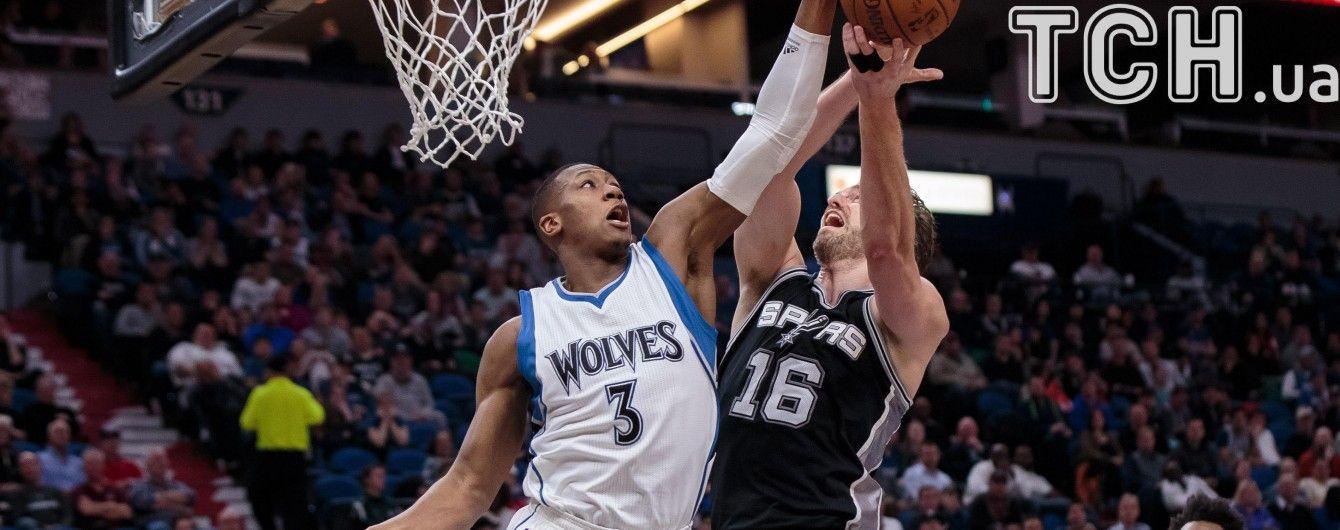 Легендарный Газоль установил рекорд по проценту реализации трехочковых в сезоне НБА