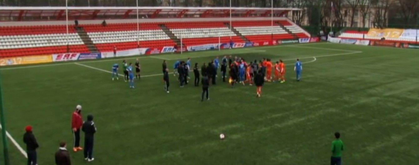 Чеченські футболісти до крові побили суперника під час матчу