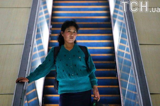 Проїзд менше одного цента. Reuters показало найдешевше метро в світі, що в КНДР