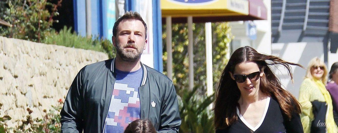Теперь официально: Дженнифер Гарнер и Бен Аффлек разводятся