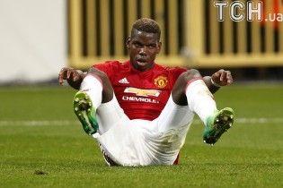 """Жоден гравець """"Манчестер Юнайтед"""" не потрапив до команди тижня Ліги Європи"""