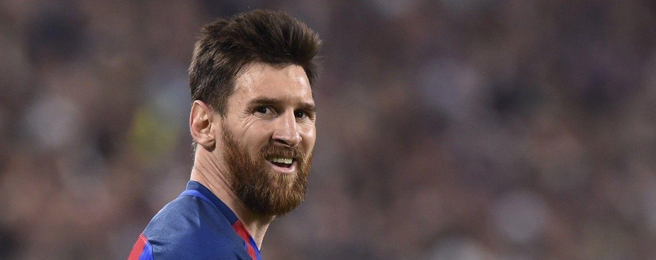 """Список Месси. Аргентинец назвал пятерых игроков, которых хочет видеть в """"Барселоне"""""""