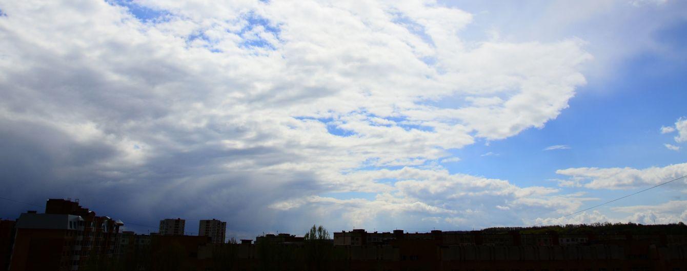 Теплу весну скасовано. До України насувається похолодання з дощами та мокрим снігом