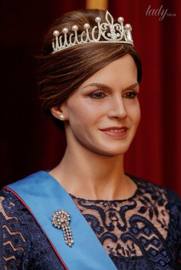 Королева Летиция, восковая копия_1