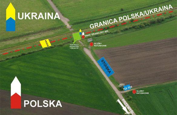 На кордоні з Польщею відкриють ще один автомобільний пункт пропуску