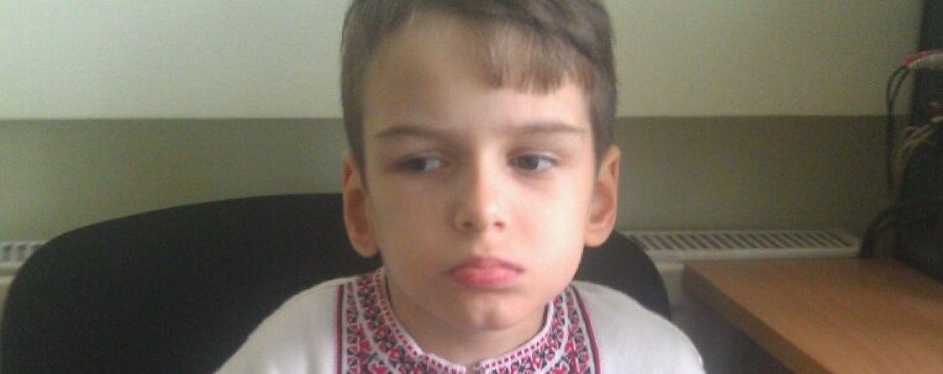 Допоможіть одужати 9-річному Дениску
