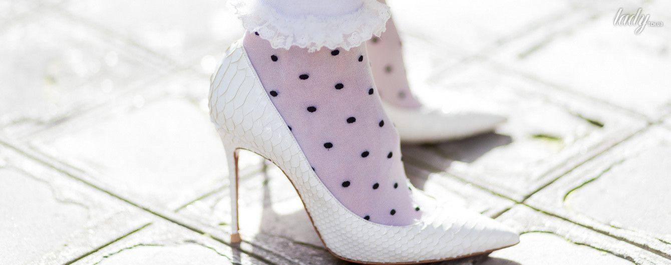 Модная фишка: как выбрать носки