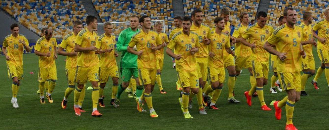 Збірна України може провести товариські матчі з Аргентиною, Німеччиною та Італією
