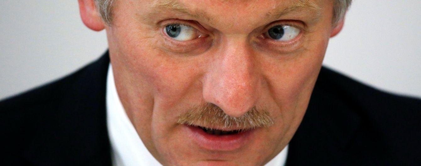 У Путіна відмовляються пов'язувати санкції з виконанням Мінських угод