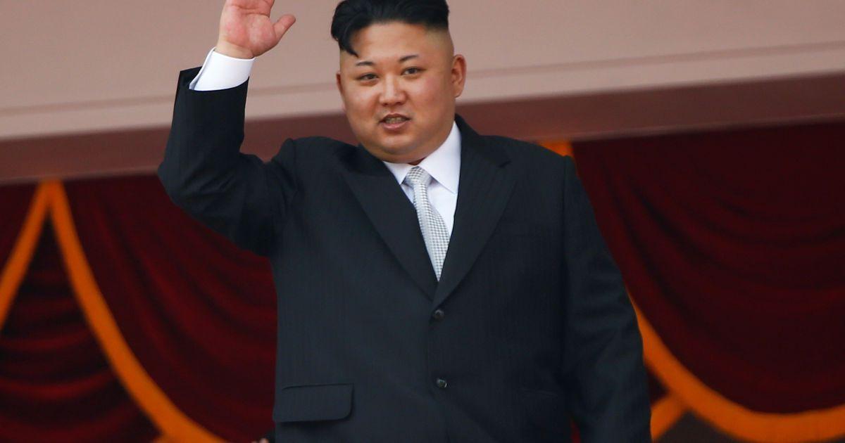 Ким Чен Ын, лидер КНДР