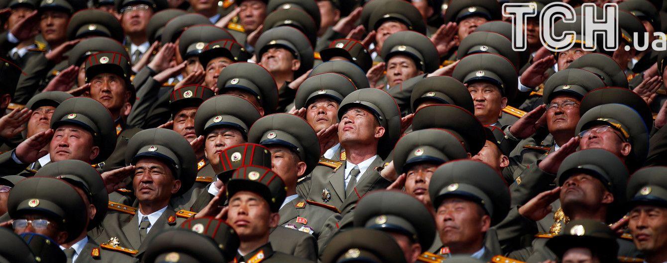 Південна Корея перебуває у стані підвищенної бойової готовності через черговий ювілей у КНДР