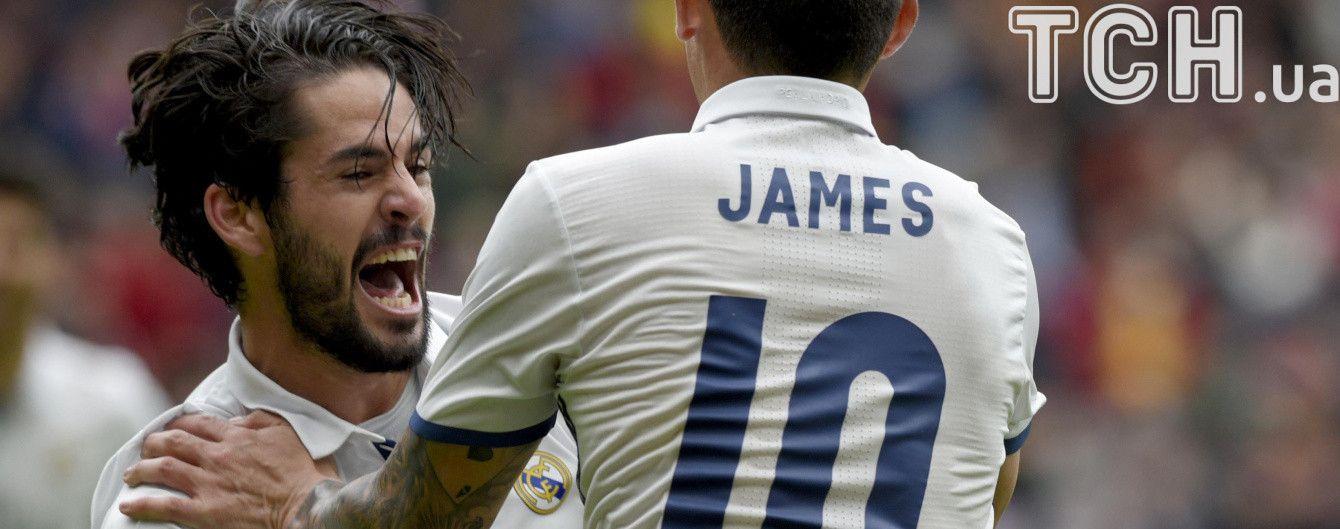 """""""Реал"""" на последних секундах вырвал победу у одной из худших команд Испании"""