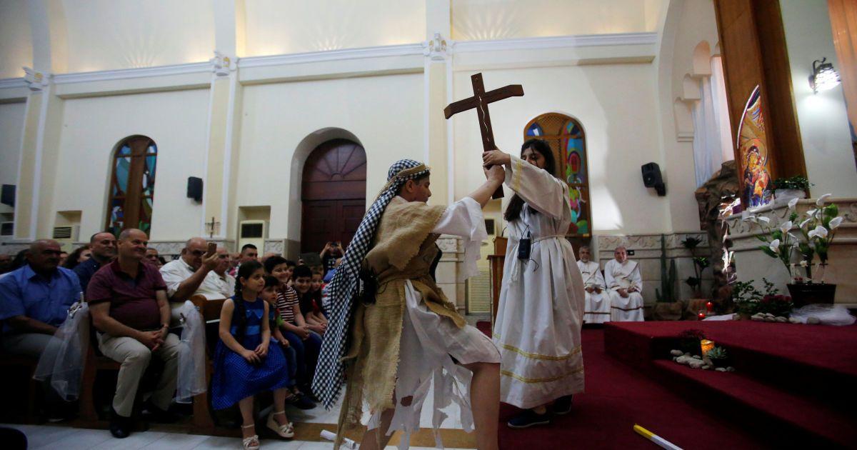 Служіння християн в Іраку