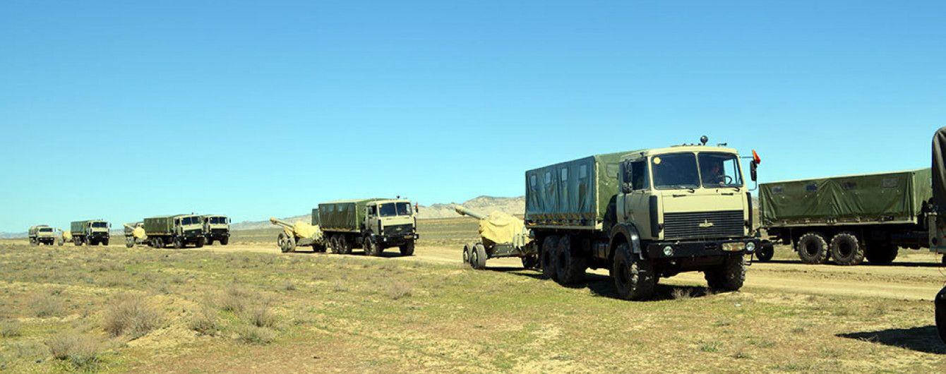 Азербайджан заявляє про обстріл з боку Вірменії