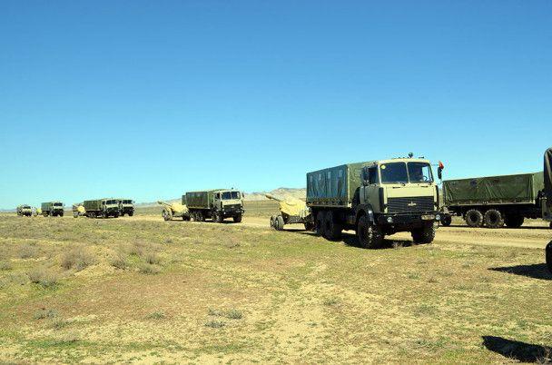 Азербайджан розпочав масштабні навчання з 30 тисячами військових