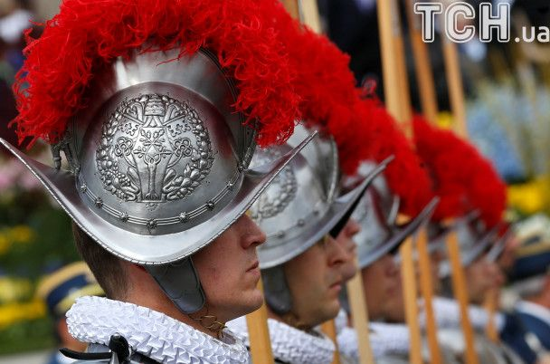 У великодньому посланні Папа Римський згадав Україну