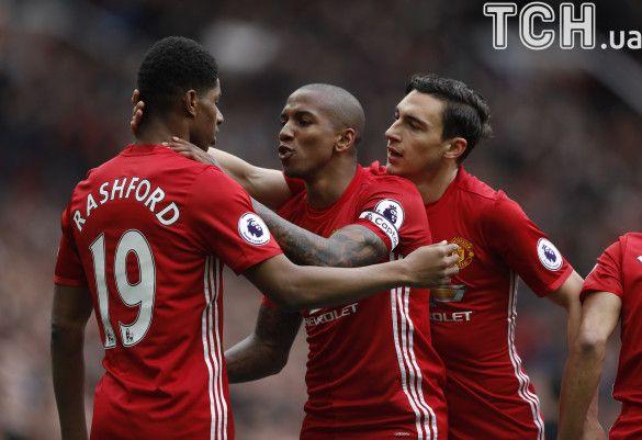 Манчестер Юнайтед - Челсі_1