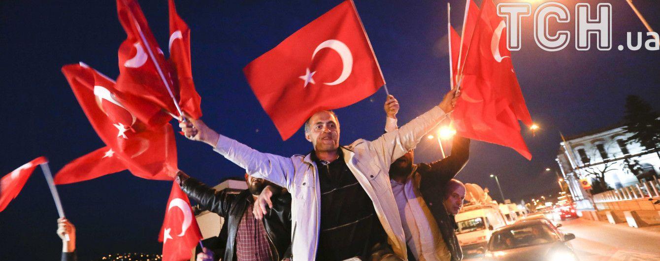 Референдум у Туреччині не відповідав європейським стандартам – ОБСЄ