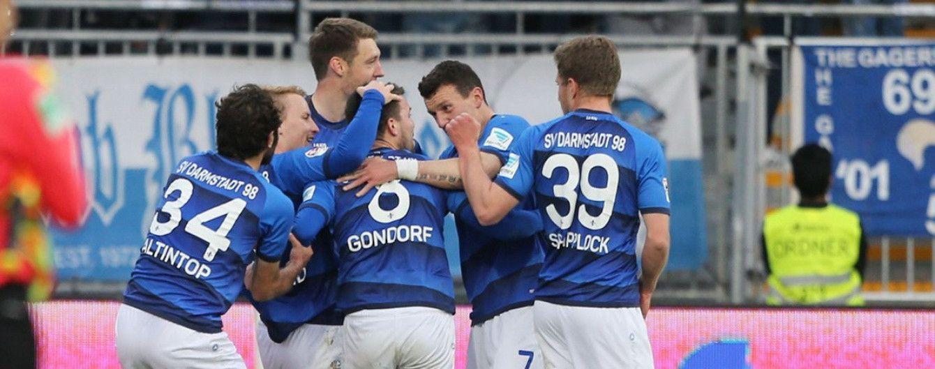 Клуб Федецького вилетів у другу лігу Німеччини
