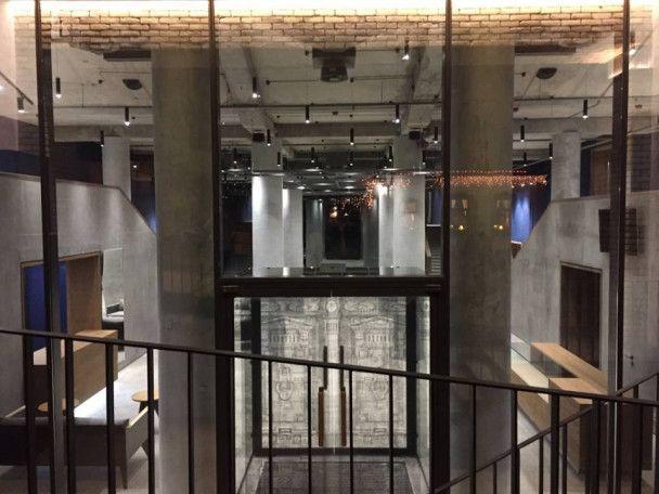 Появились фото изнутри скандального Театра на Подоле