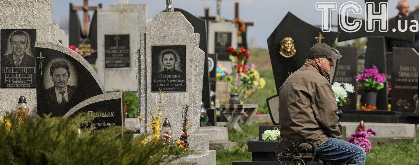 Українців може поменшати на 200 тисяч за цей рік