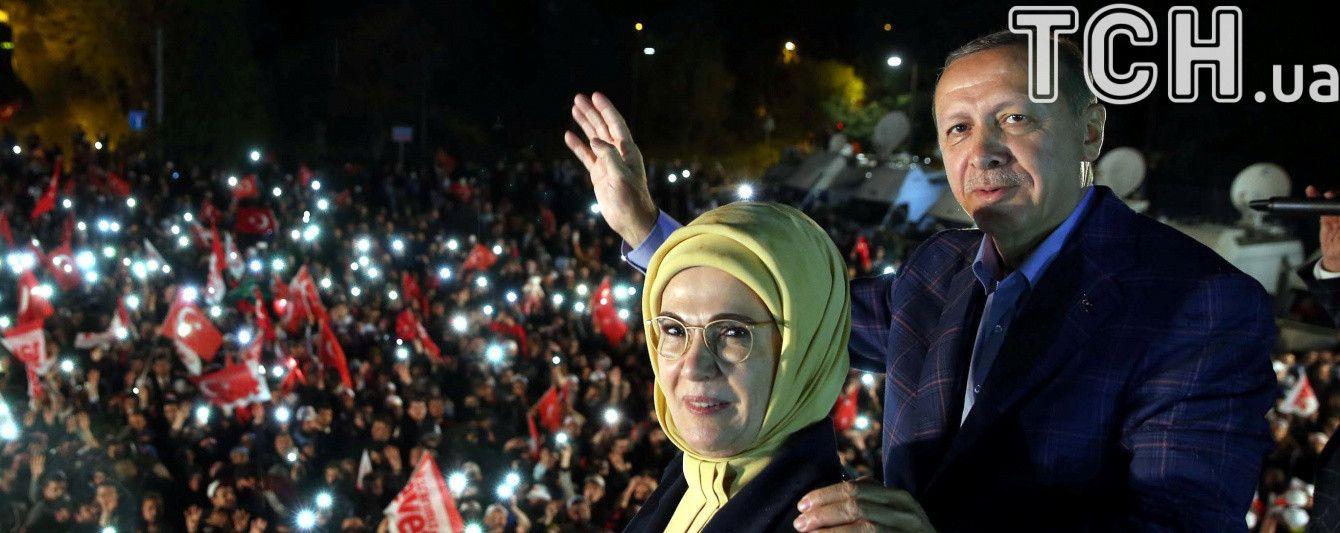 Спостерігач від Ради Європи припустив, що 2,5 млн голосів на референдумі в Туреччині сфальсифіковані
