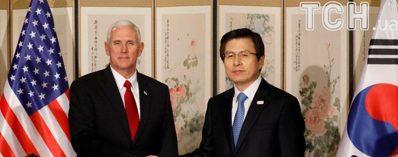 Південна Корея і США заявили про потужну відповідь КНДР у разі провокацій