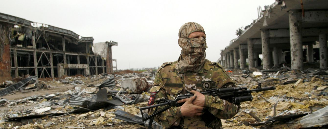 Ворог гатить по українських укріпленнях у передмісті Донецька. Дайджест АТО