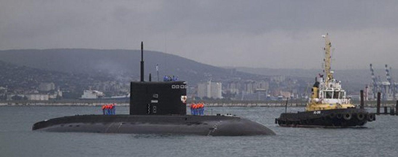 Збройні сили Латвії зафіксували біля берегів країни російські підводні човни
