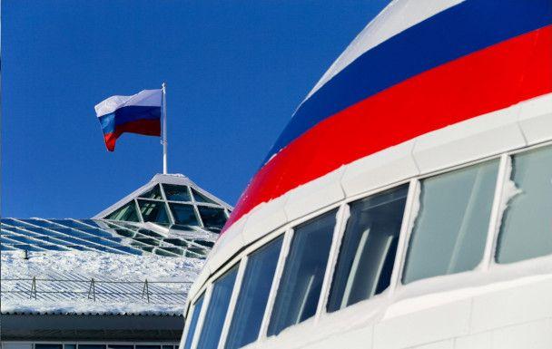 Міноборони РФ вперше показало військову базу в Арктиці