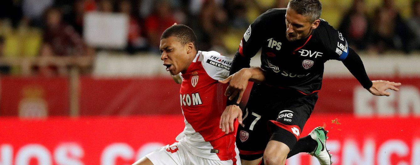 """18-летний форвард """"Монако"""" оставил позади Роналду по продуктивности"""