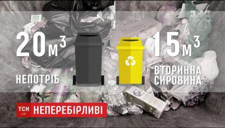 """Новий серіал ТСН """"Неперебірливі"""": як зробити перший крок до сортування сміття"""