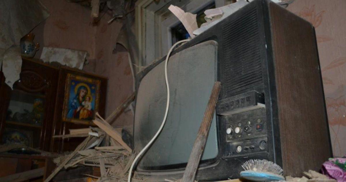 @ Facebook/прес-центр штабу АТО