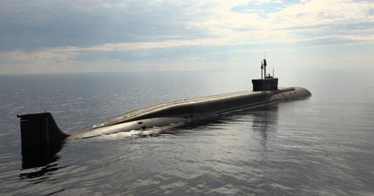 У берегов Латвии обнаружили российские подводные лодки