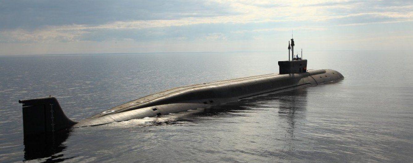 Підводний човен, авіація та кораблі РФ розпочали навчання у Чорному морі