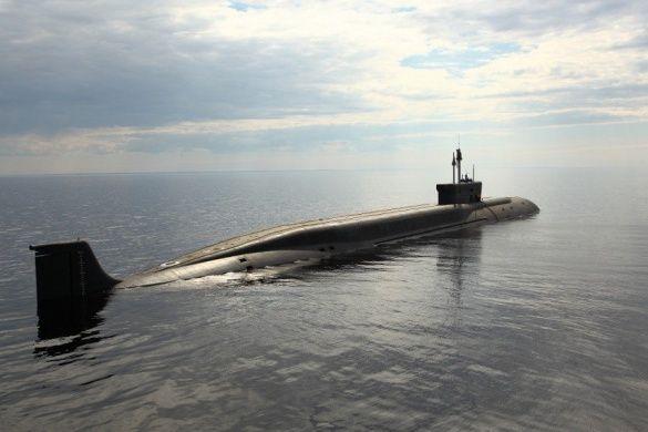 субмарина, підводний човен