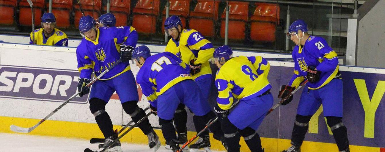 Капитан сборной Украины по хоккею не сыграет на домашнем чемпионате мира