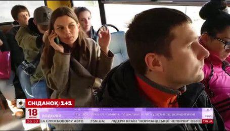 Насколько раздражают украинцев разговоры по телефону в общественном транспорте