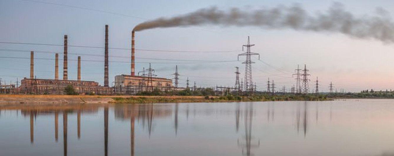 В Україні залишилася працювати лише одна ТЕС на антрацитовому вугіллі, решту зупинили