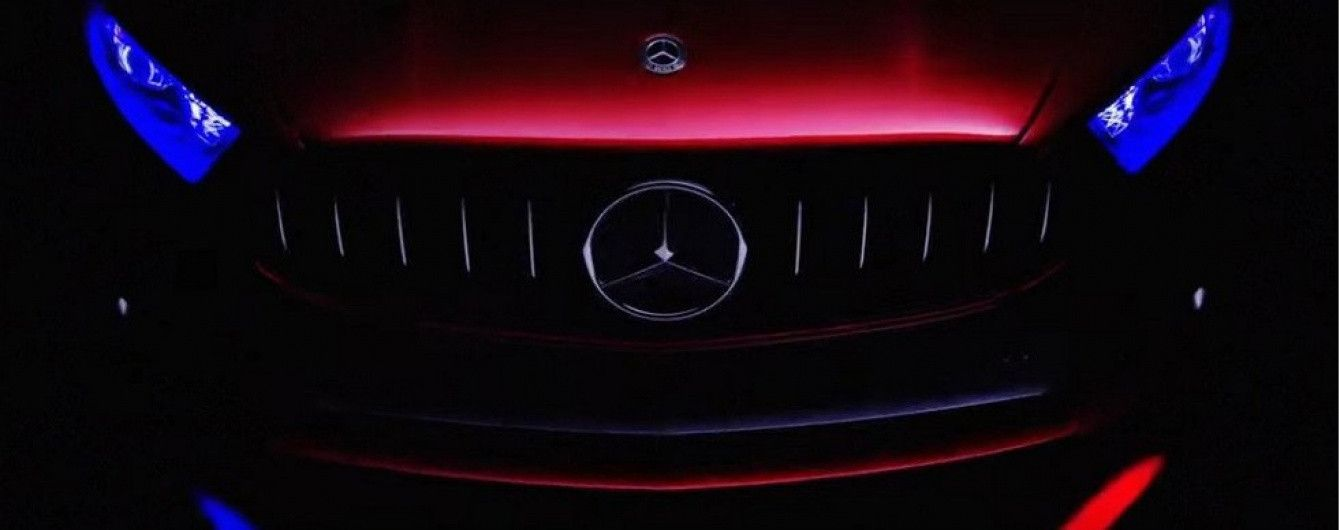 Немцы показали видеотизер нового седана Mercedes-Benz A-Class
