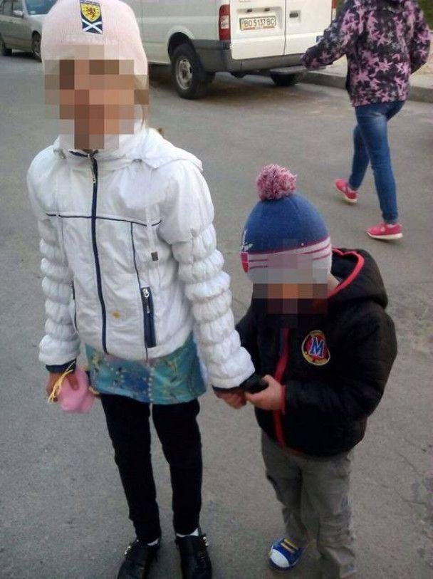 У Тернополі мати лишила дітей на голодну смерть і пішла святкувати Великдень